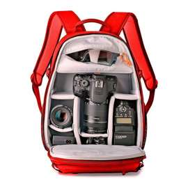Рюкзак для фотоаппарата / видеокамер LowePro Tahoe BP 150 Red LP36894-PWW