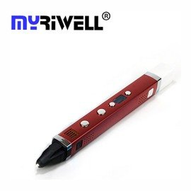 3D ручка MyRiwell RP-100C Red