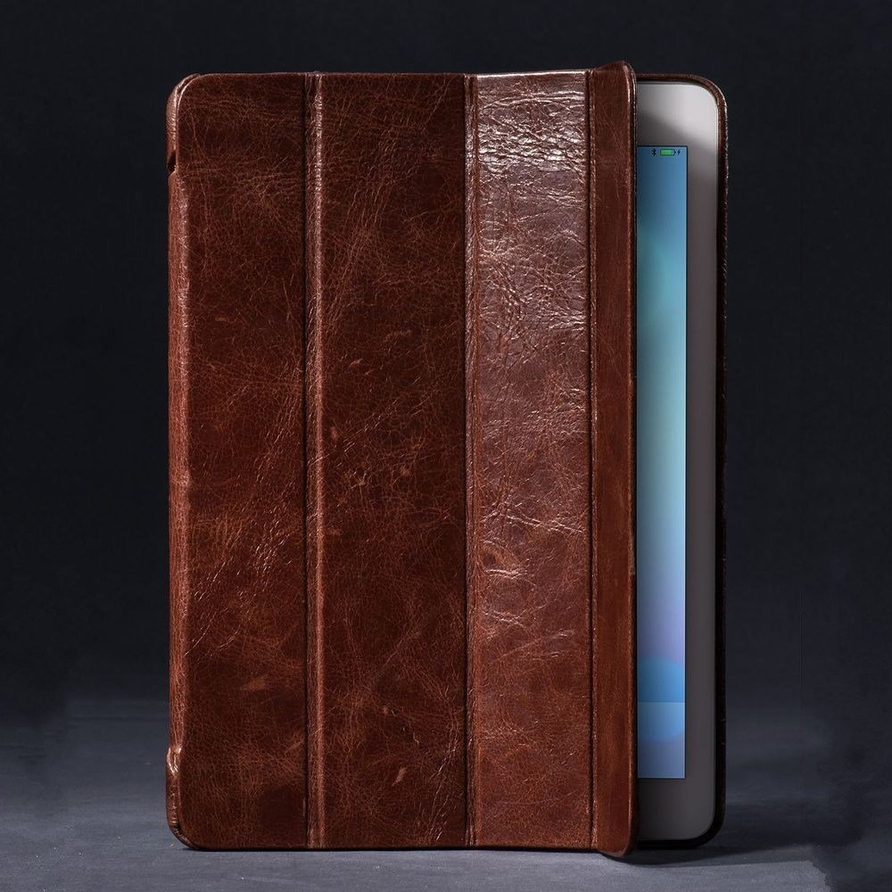 Чехол Borofone General Leather case Brown для iPad mini