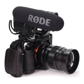 Направленный микрофон Rode VideoMic Pro Plus