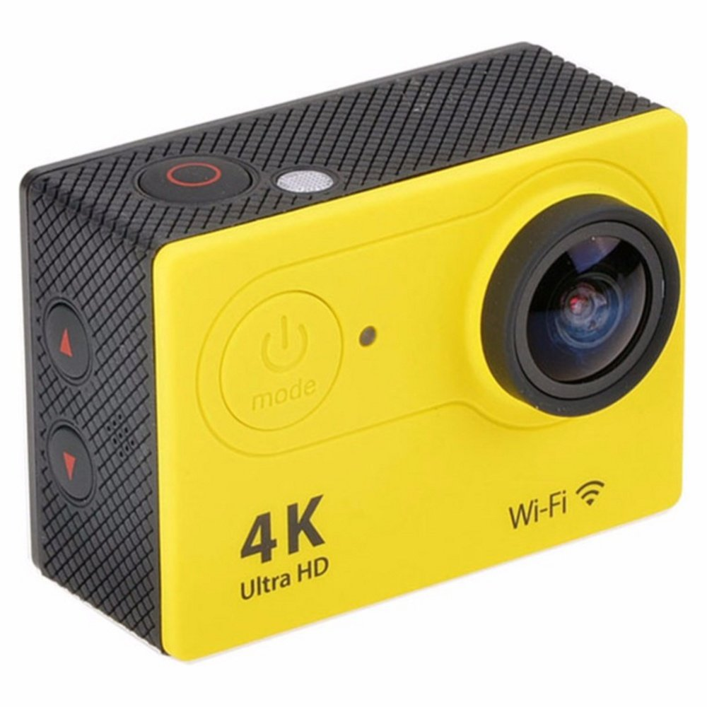 Экшн-камера Eken H9 Ultra HD Yellow