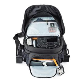 Сумка для фотоаппарата / видеокамер Lowepro Nova 160 AW II Black