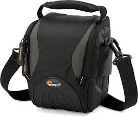 Сумка для фотоаппарата / видеокамеры Lowepro Apex 100 AW Black
