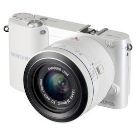Фотоаппарат Samsung NX1100 Kit 20-50mm White
