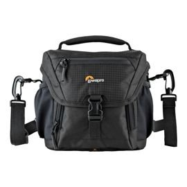 Сумка для фотоаппарата / видеокамер Lowepro Nova 140 AW II Black