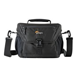 Сумка для фотоаппарата / видеокамер Lowepro Nova 180 AW II Black