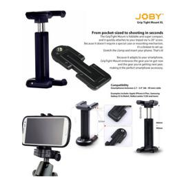 Крепление для телефона на штатив Joby GripTight Mount (XL)