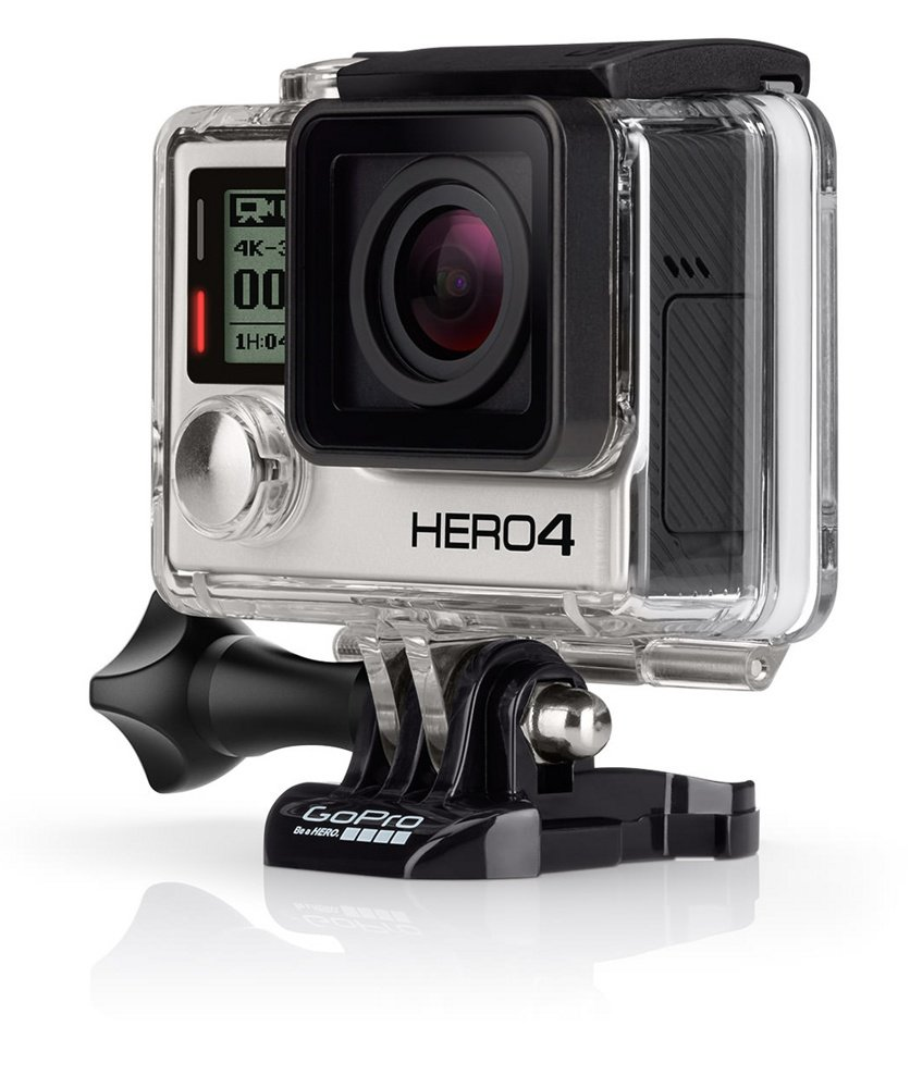 Экшн-камера GoPro Hero4 Black Edition Surf