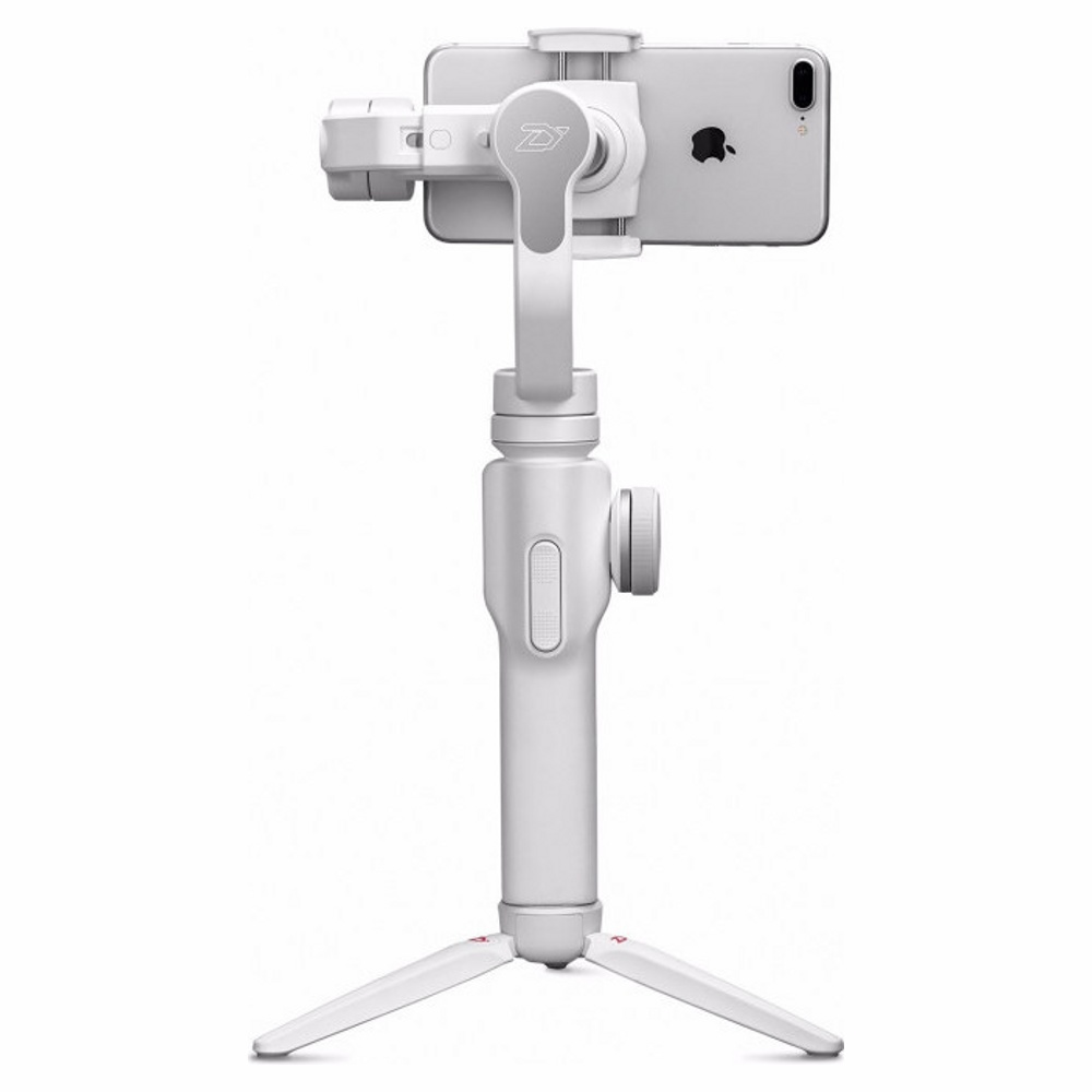 Стедикам Zhiyun Smooth 4 White для смартфонов